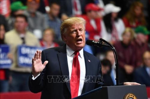 Tổng thống Mỹ kêu gọi FED không tăng lãi suất