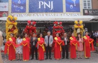 PNJ khai trương thêm trung tâm kim hoàn tại Đà Nẵng