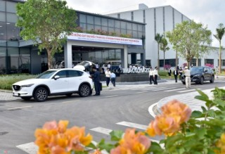 Bất động sản công nghiệp hưởng lợi từ ngành ô tô