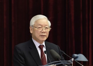 Toàn văn phát biểu khai mạc Hội nghị Trung ương 9 của Tổng Bí thư, Chủ tịch nước Nguyễn Phú Trọng