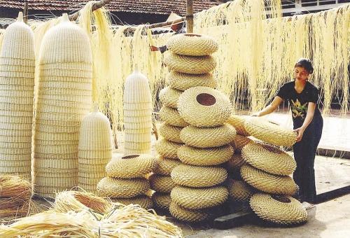 Hà Nội đẩy mạnh phát triển ngành nghề nông thôn