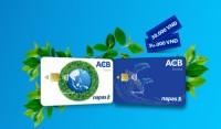 ACB ưu đãi cho chủ thẻ khi chuyển đổi sang thẻ chip nội địa