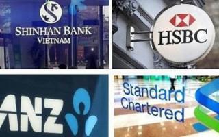 Bổ sung quy định cấp giấy phép hoạt động của chi nhánh ngân hàng nước ngoài
