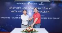 Next100.vn tài trợ vốn cho PushSale.vn chuyển đổi số toàn diện cho các DN bán hàng online.