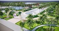 Thị xã Buôn Hồ sắp có quảng trường trung tâm hiện đại