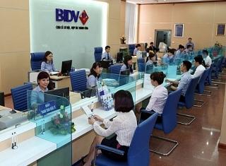 BIDV hoàn thành chi trả cổ tức bằng tiền mặt năm 2017 và 2018
