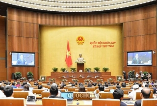 Quốc hội ban hành Nghị quyết Kỳ họp thứ 8
