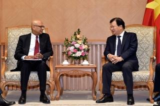 Đề nghị WB hỗ trợ Việt Nam trong phát triển năng lượng