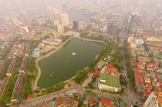 Công ty Việt Hưng tiếp tục đề xuất lấp hồ xây chung cư