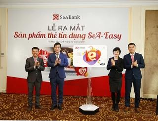 Ra mắt thẻ SeA-Easy miễn lãi lên tới 45 ngày