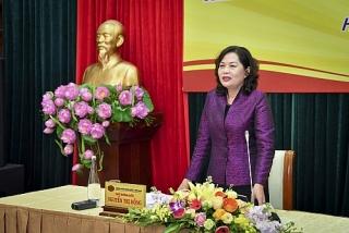 Phó Thống đốc Nguyễn Thị Hồng: Tiếp tục ổn định lãi suất, giúp doanh nghiệp chủ động trong kinh doanh