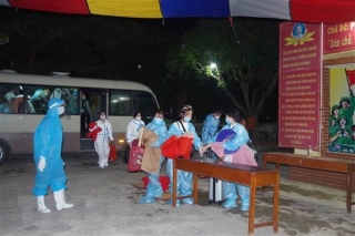 Việt Nam ghi nhận 1 ca mắc mới, 4 người được công bố khỏi bệnh