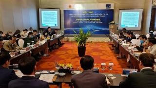 ADB hỗ trợ nghiên cứu phát triển vận tải và logistics khu vực duyên hải miền Trung