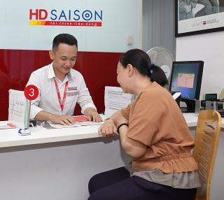 HD SAISON giảm lãi suất cho người dân bị ảnh hưởng bão lũ