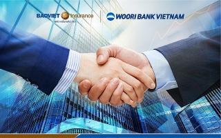 Bảo hiểm Bảo Việt bắt tay cùng Woori Bank Việt Nam để mang lại giá trị bảo vệ thiết thực cho khách hàng