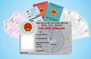 Tích hợp các dữ liệu cần thiết vào Thẻ Căn cước công dân
