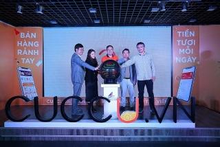 Ra mắt ứng dụng bán hàng Cộng tác viên Cuccu.vn