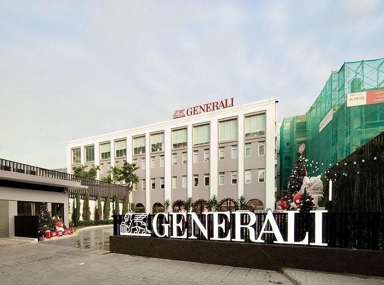 generali viet nam khai truong generali plaza van phong tru so chinh moi tai tp hcm
