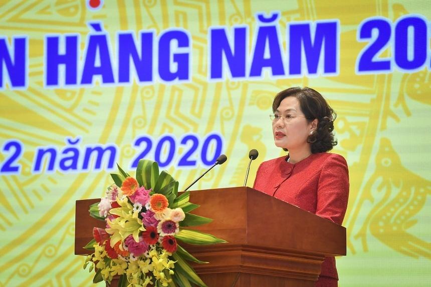 hoi nghi trien khai nhiem vu ngan hang nam 2021