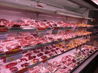 Lo giá thịt lợn