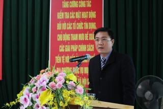 NHNN Chi nhánh tỉnh Vĩnh Phúc triển khai nhiệm vụ năm 2021