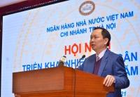 NHNN Chi nhánh TP. Hà Nội triển khai nhiệm vụ năm 2021