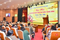 Ngân hàng Nhà nước Việt Nam gặp mặt chúc Tết các cán bộ hưu trí