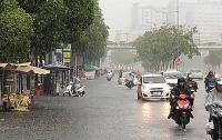 Tây Bắc Bộ và vùng núi phía Bắc sẽcó mưa dông diện rộng