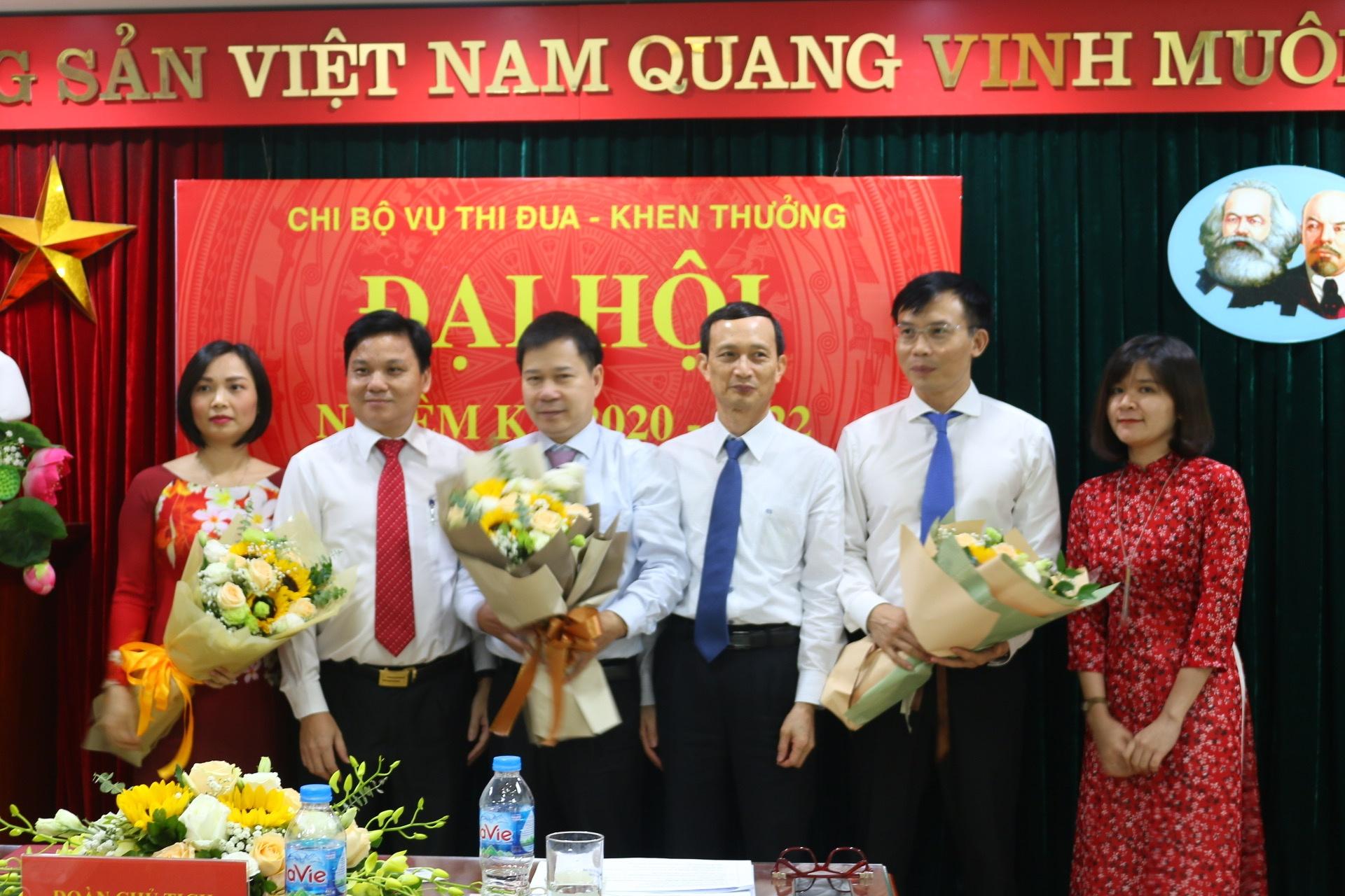 dai hoi chi bo vu thi dua khen thuong nhiem ky 2020 2022
