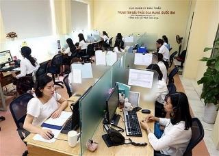 Hà Nội lựa chọn nhà thầu qua mạng với 100% gói thầu
