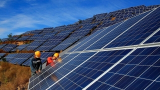 Chuẩn bị thí điểm mua điện mặt trời giá cạnh tranh