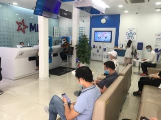 Hà Nội: Hoạt động ngân hàng
