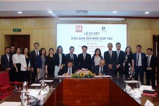 Cục Đầu tư nước ngoài hợp tác cùng EY Việt Nam thu hút vốn FDI