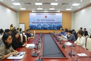 Cùng thanh niên nhìn về triển vọng kinh tế Việt Nam năm 2021