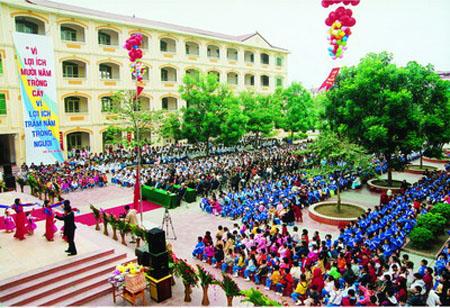 Hà Nội: Trường Tiểu học Nguyễn Siêu, Cầu Giấy sẽ là trường chất lượng cao