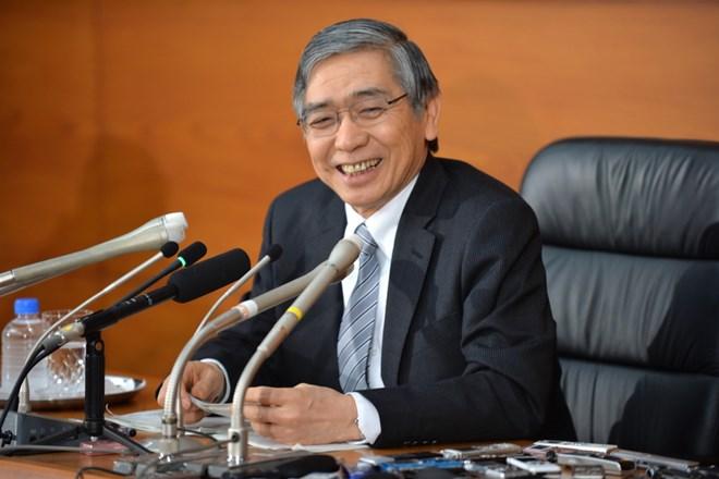 BoJ đang phải chống chọi với lạm phát thấp