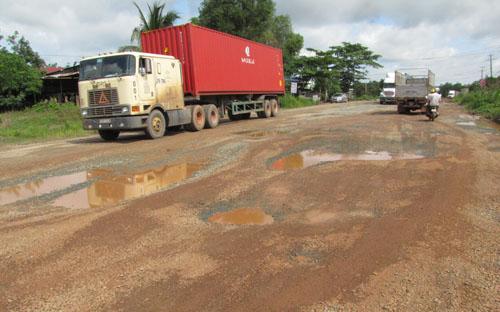 Khắc phục các tồn tại hai Dự án BOT Quốc lộ 13, tỉnh Bình Phước