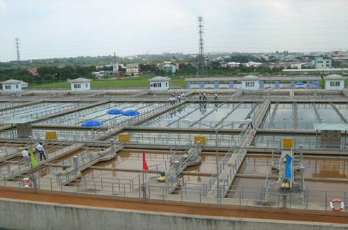 Hà Nội: Xây Nhà máy nước mặt sông Hồng tại Đan Phượng