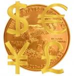 Vàng - Người chiến thắng trong cuộc chiến tiền tệ