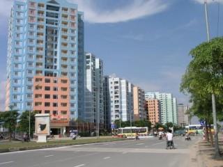 Giá chung cư đang chững lại