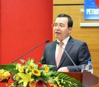 Ông Nguyễn Quốc Khánh được bổ nhiệm Chủ tịch HĐTV Tập đoàn Dầu khí