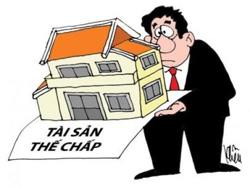 Quy định về tài sản bảo đảm cho khoản vay được Chính phủ bảo lãnh