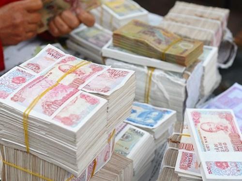 Không chi các loại tiền mới in còn nguyên seri từ 5.000 đồng trở xuống vào lưu thông