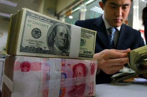Nhân dân tệ tăng mạnh lên cao nhất 2 năm khi đồng USD suy yếu