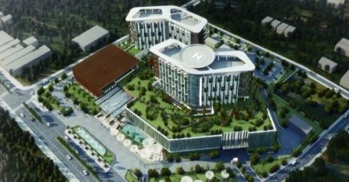 """TPHCM """"thúc"""" tiến độ dự án xây dựng cơ sở 2 – Bệnh viện Ung bướu"""