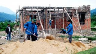 Quy định về nguồn vốn hỗ trợ hộ nghèo miền Trung xây nhà tránh bão