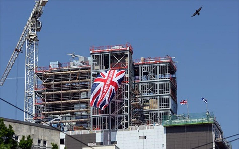 Anh: Đầu tư kinh doanh giảm mạnh, kéo GDP quý 4/2014 chỉ tăng 0,5%