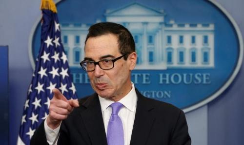Bộ trưởng tài chính Mỹ: Đồng USD mạnh phản ánh niềm tin vào kinh tế Mỹ