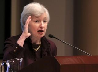 """Bà Janet Yellen chính thức trở thành """"cựu Chủ tịch Fed"""""""
