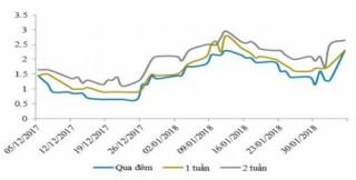 NHNN tiếp tục bơm ròng gần 12.900 tỷ đồng, lãi suất liên ngân hàng giảm mạnh